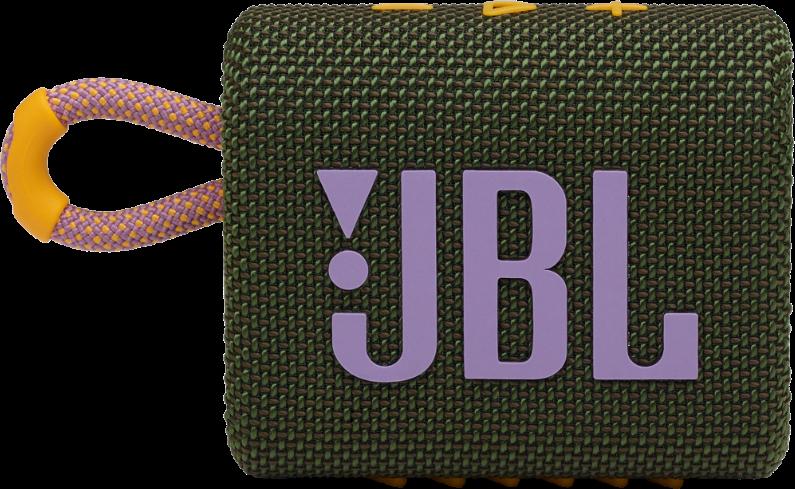 Акустична система JBL Go 3 Green