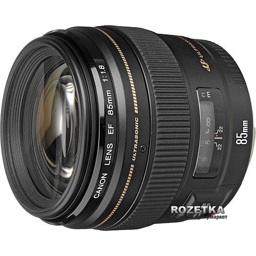 EF 85mm f/1.8 USM Офіційна гарантія