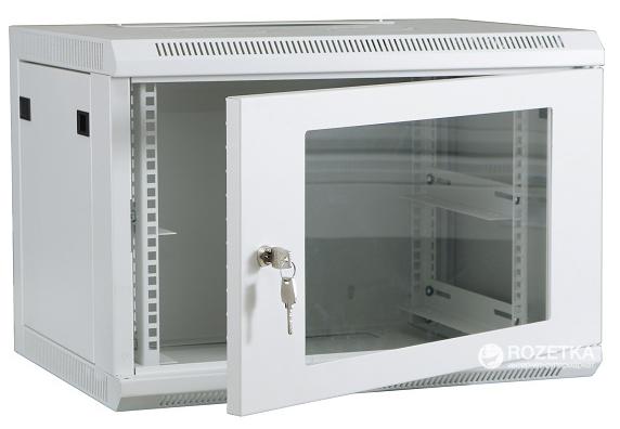 Шафа настінна серверна Ухл-Маш ШС-07U/6.6С 7U (5050596000-S041)