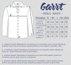 Поло с длинным рукавом Garrt 81PL0017BL82 L Polo Navy Темно-синее - изображение 5