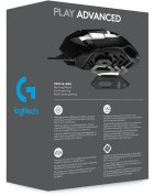 Мышь Logitech G502 SE Hero Gaming Mouse USB Black/White (910-005729) - изображение 3