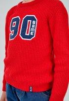 Джемпер Piazza Italia 20482-18 116 см Red (2020482001041) - зображення 4