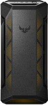 Корпус ASUS TUF Gaming GT501 Black (90DC0012-B49000) + Мышь Asus TUF M3 USB Black (90MP01J0-B0UA00) в подарок! - зображення 10
