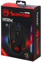 Миша Marvo M720W Wireless Black - зображення 5
