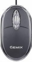 Миша Gemix GM105 USB Black - зображення 2