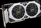 MSI PCI-Ex GeForce RTX 2070 Super Ventus OC 8GB GDDR6 (256bit) (1785/14000) (HDMI, 3 x DisplayPort) (RTX 2070 SUPER VENTUS OC) - зображення 2