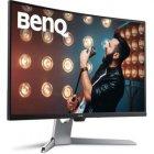 Монитор BENQ EX3203R Metallic Grey - изображение 2