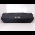 Бездротова Bluetooth колонка SODO L6 Original Black NFS, AUX, microSD, FM радіо, гучний зв'язок - зображення 2