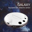 Тихий ультратонкий моющий робот-пылесос INSPIRE Galaxy с функцией ультразвуковой самоочистки FQ3C White - изображение 3