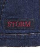 Джинсова куртка Giorgio di Mare Синя 2XL (GI7930371) - зображення 4