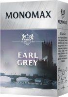 Чай цейлонский черный Мономах Earl Grey 90 г (4820097812234) - изображение 1