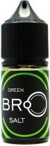 Рідина для POD-систем BRO Green Apple 30 мг 30 мл (Зелене яблуко) (BR-GRE-30) - зображення 1