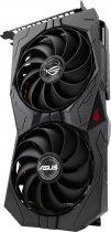 Asus PCI-Ex GeForce GTX 1650 Super ROG Strix OC Gaming 4GB GDDR6 (128bit) (1530/12002) (2 x HDMI, 2 x DisplayPort) (ROG-STRIX-GTX1650S-O4G-GAMING) - зображення 6