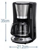 Капельная кофеварка RUSSELL HOBBS 24050-56 Velocity - изображение 13