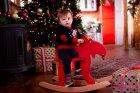 Джемпер Flash Різдво 19BG134-6-3900 98 см NY Синій (2200000248565) - зображення 3