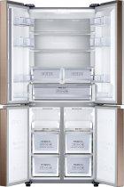 Многодверный холодильник SAMSUNG RF50K5960DP/UA - изображение 5