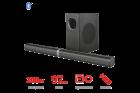 Trust Lino XL 2.1 Detachable All-round Soundbar with subwoofer with Bluetooth(23032) - зображення 2