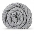 Утяжеленное (тяжелое) детское сенсорное одеяло Gravity 110x170см 7кг Темно-синее - изображение 2