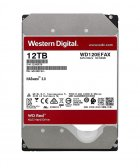 Накопичувач HDD SATA 12.0TB WD Red NAS 5400rpm 256MB (WD120EFAX) - зображення 1