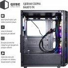 Корпус QUBE Neptune Black (QB07N_FCNU3) - изображение 5