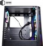Корпус QUBE Neptune Black (QB07N_FCNU3) - изображение 8