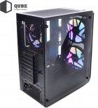Корпус QUBE Neptune 600W APFC Black (QB07N_FC6U3) - зображення 9