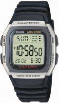 Чоловічий годинник CASIO W-96H-1AVES - зображення 1