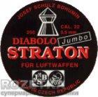 Свинцовые пули JSB Diablo Straton 0.535 г 500 шт (14530511) - изображение 1