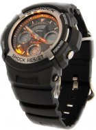 Чоловічий годинник CASIO AW-590-1AER - зображення 3