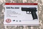 Пневматичний пістолет SAS Pro 2022 (23701425) - зображення 18