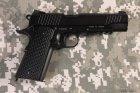 Пневматичний пістолет SAS M1911 Tactical (23701429) - зображення 4