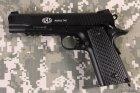Пневматичний пістолет SAS M1911 Tactical (23701429) - зображення 5