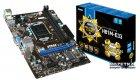 Материнская плата MSI H81M-E33 (s1150, Intel H81, PCI-E 2.0x16) - изображение 4