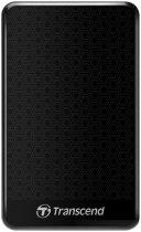 Жорсткий диск Transcend StoreJet 25A3 2TB TS2TSJ25A3K 2.5 USB 3.0 External Black - зображення 1