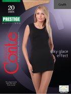Колготки Conte Prestige 20 Den 5 р Grafit -4811473005050 - изображение 1