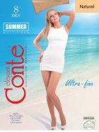 Колготки Conte Summer 8 Den 2 р Natural -4810226047880 - зображення 1
