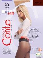 Колготки Conte Top Soft 20 Den 3 р Mocca -4810226051924 - изображение 1