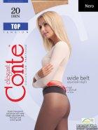 Колготки Conte Top 20 Den 2 р Nero -4810226011249 - изображение 1