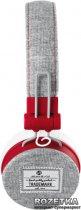 Наушники Trust Urban Revolt Fyber Headphone Grey/Red (TR20073) - изображение 4