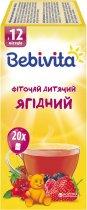 Ягодный фиточай Bebivita 30 г (4820025490763) - изображение 3
