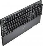 Беспроводная механическая Bluetooth клавиатура Gamesir GK300 Black - изображение 4