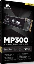 Накопичувач SSD M. 2 MP300 120GB Corsair Force (CSSD-F120GBMP300) - зображення 4