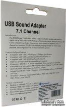 Адаптер Dynamode C-Media 108 (7.1) USB-SOUND7 White - изображение 3