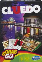 Гра Hasbro Gaming Клуедо. Дорожня версія (B0999) - зображення 2