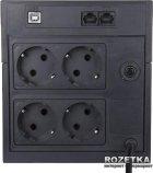 Powercom RPT-2000AP Schuko - изображение 2