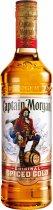 Ромовий напій Captain Morgan Spiced Gold 1 л 35% (5000299223055) - зображення 1