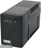 Джерела безперебійного живлення Powercom BNT-600A Schuko - зображення 1