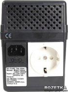 Джерела безперебійного живлення Powercom BNT-600A Schuko - зображення 2