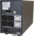 ДБЖ Powercom IMD-1500AP - зображення 4