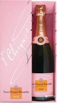 Шампанське Veuve Clicquot Ponsandin Rose рожеве брют 0.75 л 12% в подарунковій упаковці (3049614083983) - зображення 1